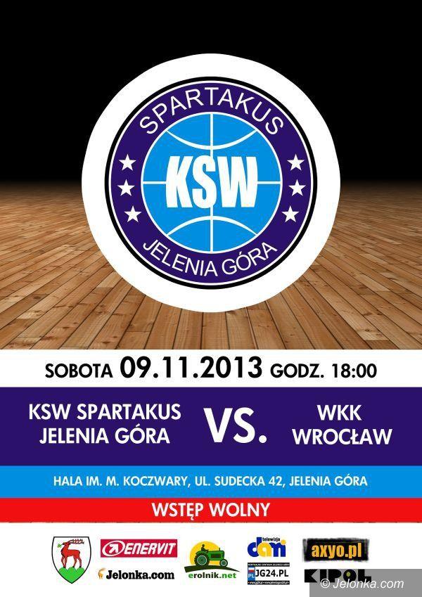 III-liga koszykarzy: Spartakus podejmie WKK Wrocław