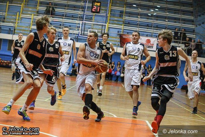 III-liga koszykarzy: Pewne zwycięstwo Spartakusa z rezerwami WKK