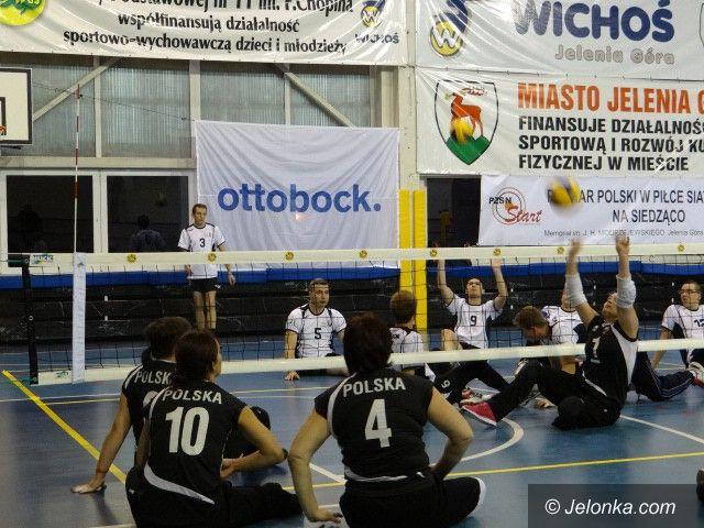 Jelenia Góra: Puchar Polski w siatkówce na siedząco