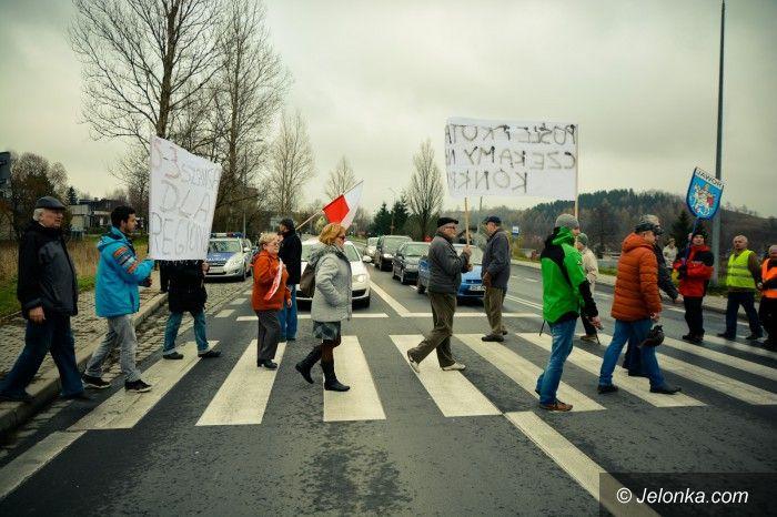 Region: Był protest mieszkańców w sprawie S–3