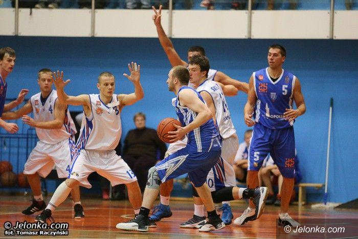II-liga koszykarzy: Udana pogoń Sudetów