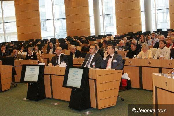 Powiat: O partnerstwie miast w Brukseli z naszym udziałem