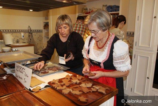 Łomnica: Świąteczne pierniki zawładnęły Łomnicą