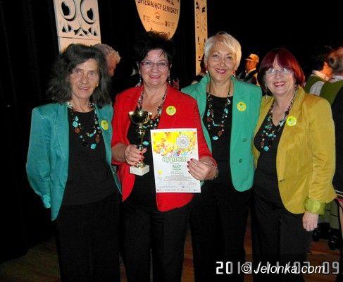 Jelenia Góra: Zespół Agat laureatem dwóch festiwali