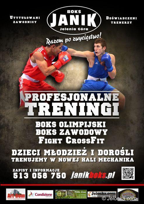 Jelenia Góra: Zacznij trenować boks w nowej hali Mechanika