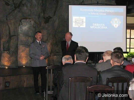 Karpacz: O bezpieczeństwie turystów i mieszkańców