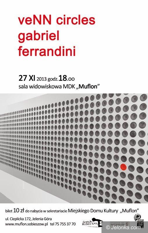 Jelenia Góra: Koncert laureata Fryderyków 2013 w Muflonie