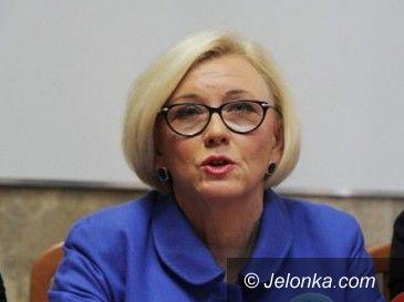 Region: Posłanka PiS: Kolejowa kompromitacja trwa