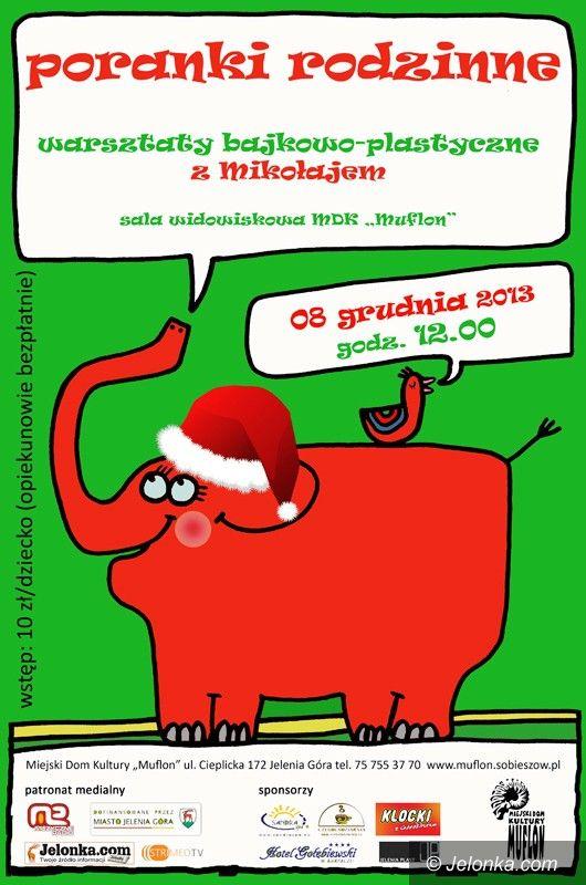 Jelenia Góra: Poranek Mikołajowy w Muflonie