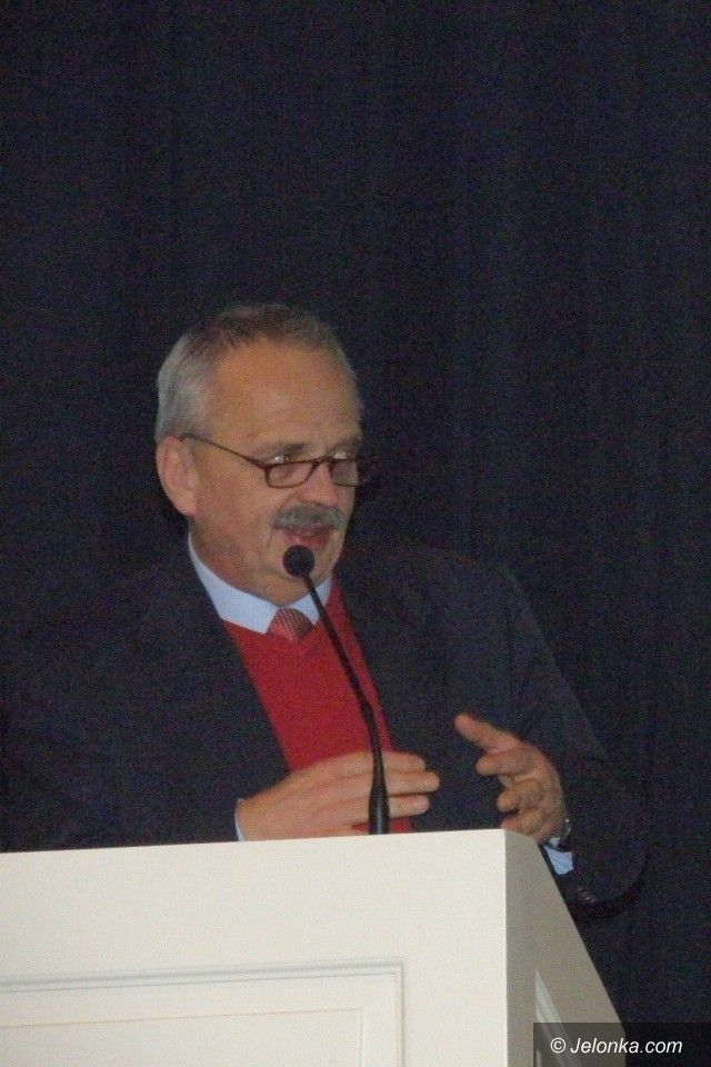 "Jelenia Góra: Leszek Karbowski ""Jeleniogórzaninem bez barier 2013"""