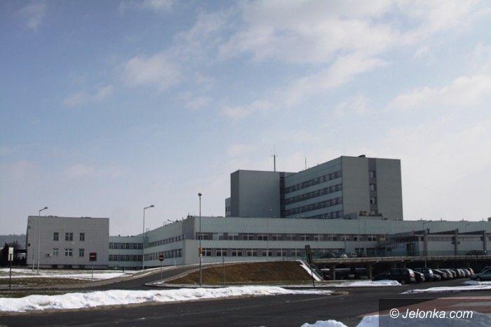 Jelenia Góra: Jeleniogórskiemu szpitalowi zabraknie na leczenie!