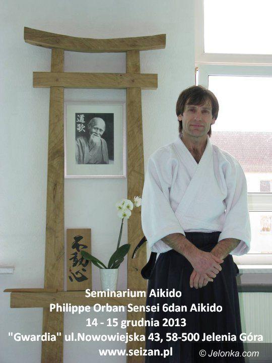 Jelenia Góra: Zapraszamy na seminarium aikido