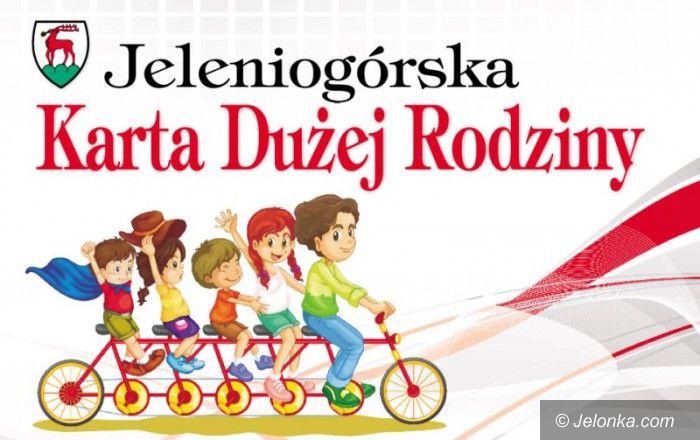 Jelenia Góra: Takie ulgi dla rodzin wielodzietnych