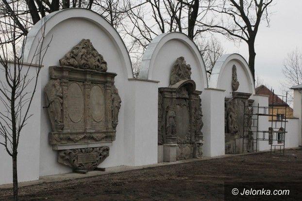 Jelenia Góra: Zakończyła się rewitalizacja barokowych kapliczek