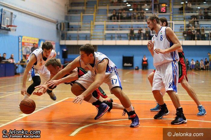 II-liga koszykarzy: Sudety na równi pochyłej