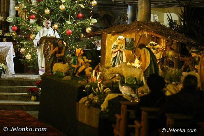 Jelenia Góra: Wyczekiwali narodzin Jezuska w Kościele Łaski