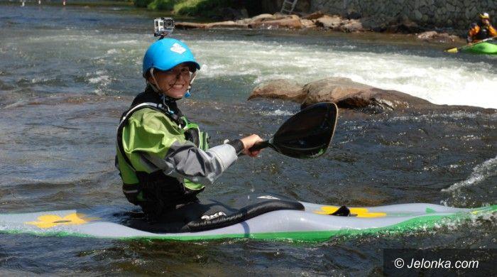 Jelenia Góra/świat: Udany rok jeleniogórskich kajakarzy freestyle'owców