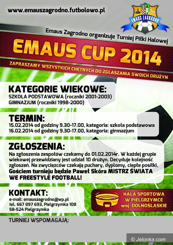 Pielgrzymka: Turniej w Pielgrzymce – ruszyły zapisy