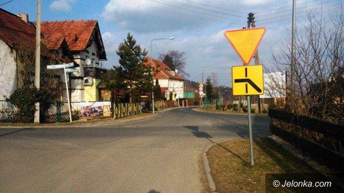 Szklarska Poręba: Potrzebne lustra na niebezpiecznym skrzyżowaniu