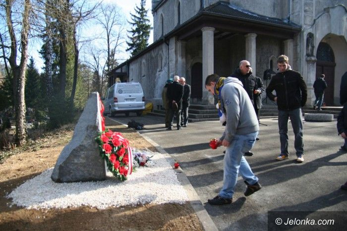 Jelenia Góra: Oddali hołd Żołnierzom Wyklętym