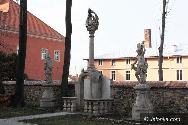 Jelenia Góra: Cieplickie kolumny hrabiego J. A. Schaffgotscha