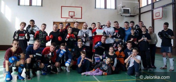 Borowice: Shidokan na obozie w Borowicach