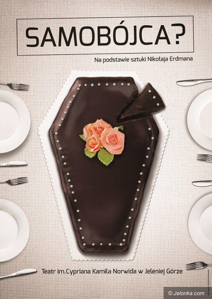 """Jelenia Góra: Premiera """"Samobójcy?"""" w Teatrze Norwida"""