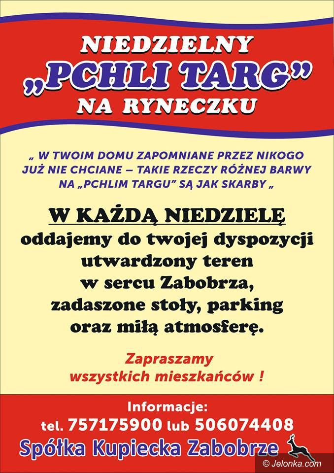 Jelenia Góra: Rusza pchli targ na Zabobrzu