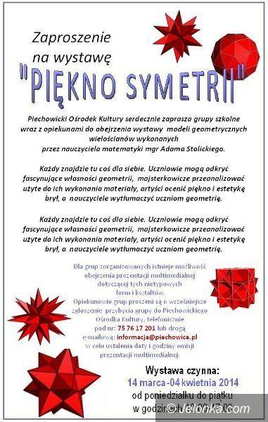 """Piechowice: """"Piękno Symetrii"""" w Piechowicach"""