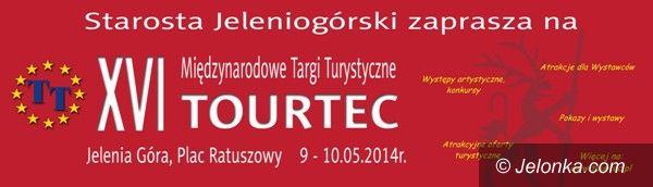 Powiat: Trwają zapisy na Targi TourTec w Jeleniej Górze