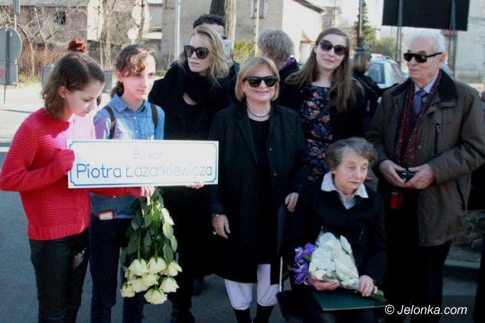 Jelenia Góra: Bulwar Piotra Łazarkiewicza oficjalnie otwarty