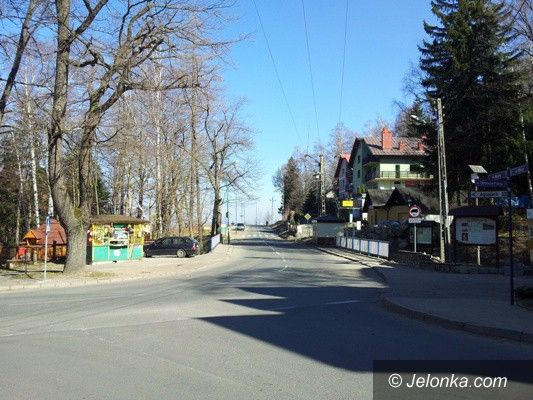 Karpacz: Wyremontują ulicę Skalną pod Śnieżką