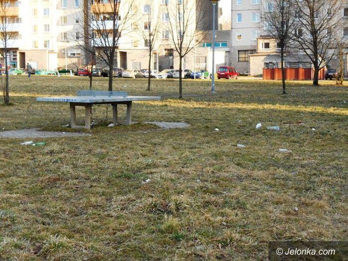 Jelenia Góra: Mieszkańcy: Trzeba posprzątać to miasto