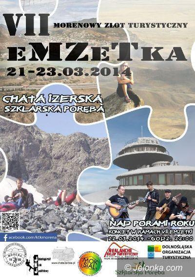 Szklarska Poręba: Morenowy Zlot Turystyczny pod Szrenicą