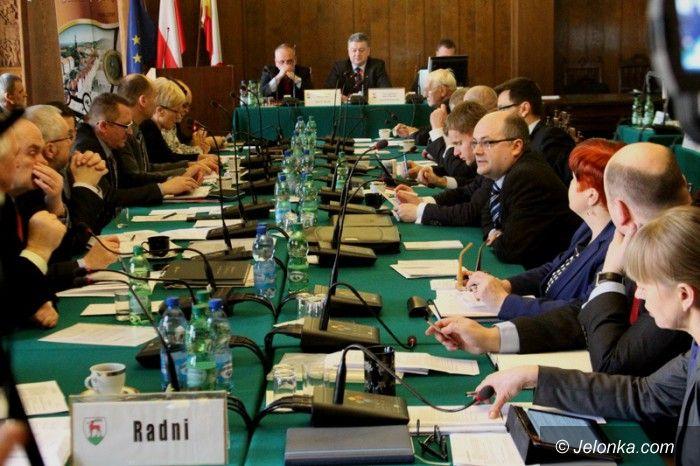Jelenia Góra: Nadzwyczajna sesja o Termach Cieplickich