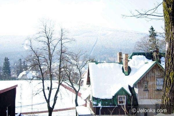 Szklarska Poręba: Piękna zima tej wiosny