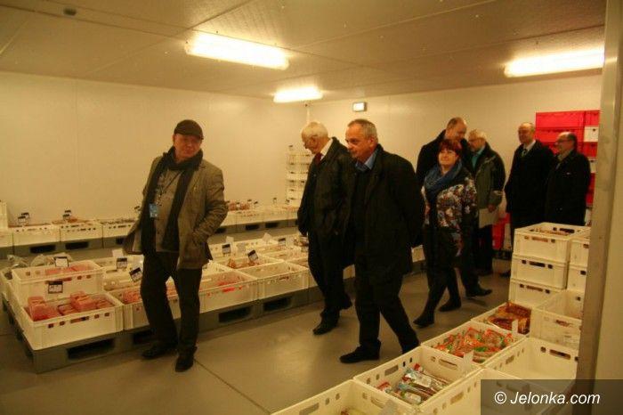 Jelenia Góra: Radni wizytowali dzielnicę przemysłową