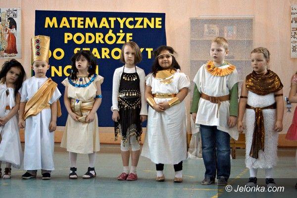 Jelenia Góra: Od piosenek nucenia do tabliczki mnożenia w SP7