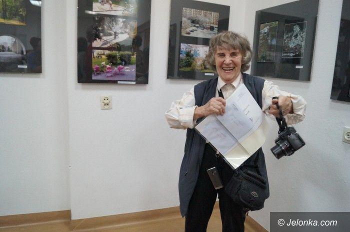 Jelenia Góra: Wernisaż wystawy fotografii reportażowej Jolanty Wilkońskiej