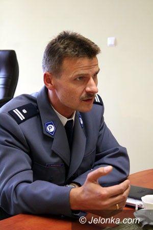 Jelenia Góra: Nowy szef miejskiej Policji