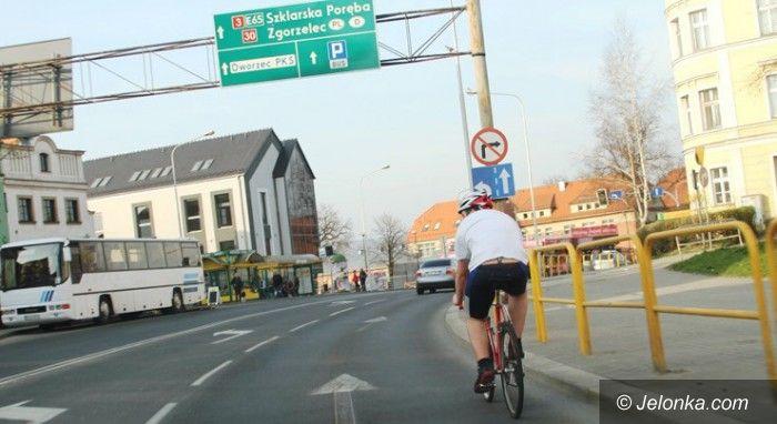 "Jelenia Góra: Jeleniogórscy cykliści: stale mamy ""pod górkę"""