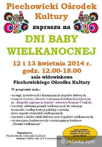 Region: Dni Baby Wielkanocnej 2014 w Piechowicach