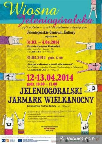 Jelenia Góra: Jeleniogóralski Jarmark Wielkanocny w JCK