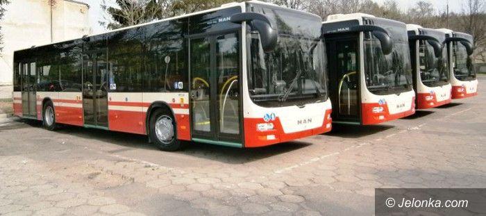 Jelenia Góra: Nowoczesne autobusy MZK już w Jeleniej Górze