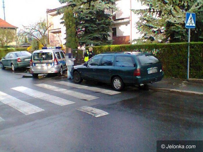 """Jelenia Góra: """"Słone"""" konsekwencje parkowania bez wyobraźni"""