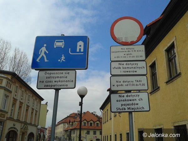 Jelenia Góra: Czytelnik: Ta ulica jest źle oznakowana!