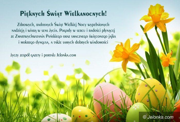 Jelenia Góra: Pięknych Świąt Wielkanocnych!
