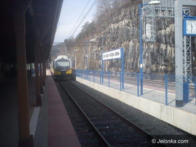Jelenia Góra/Region: W Karkonosze i Izery na wycieczki pociągiem
