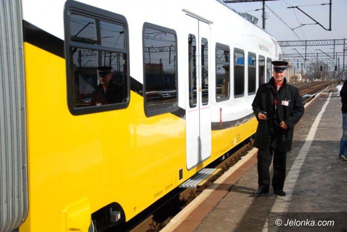 Region: Kolej do Wrocławia przyspiesza