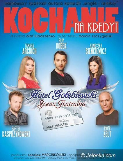 Karpacz: Komedia w reżyserii Olafa Lubaszenko na scenie pod Śnieżką